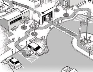 Solutions for Five Common <b>ADA Access</b> Problems at Polling Places