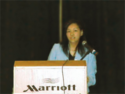 A photo of Deputy Assistant Attorney General Grace Chung Becker