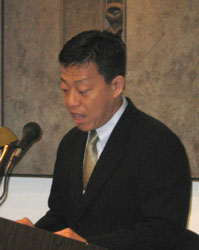 A photo of Assistant Attorney General Wan J. Kim