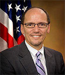 photo of Assistant Attorney General Thomas E. Perez