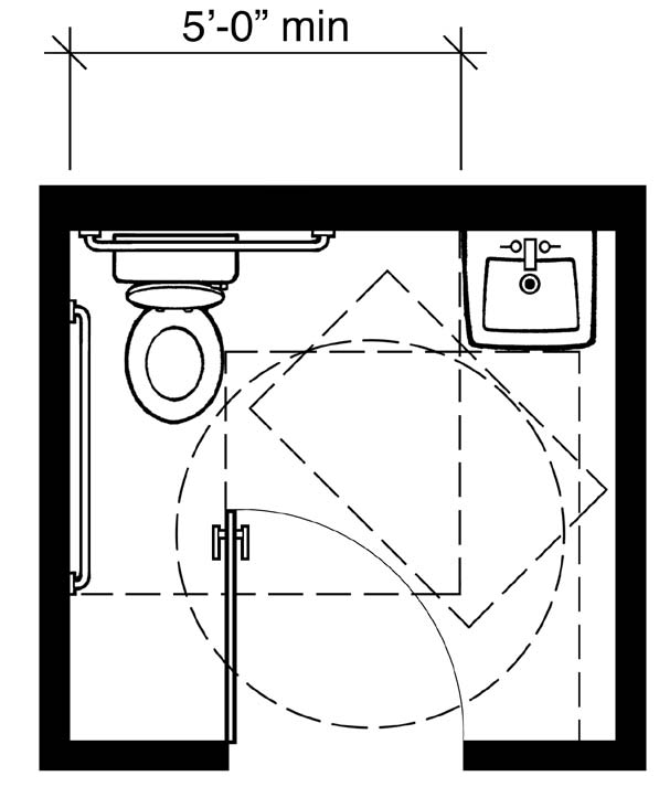 Ada Bathroom Mirror Requirements guidance on the 2010 ada standards for accessible design: volume 2