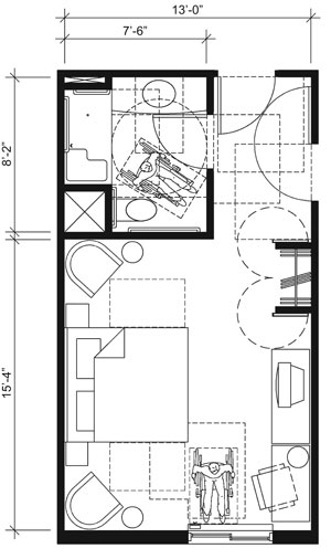 Design Room Layout Free Online: Appendix B To Part 36 Analysis And Commentary On The 2010